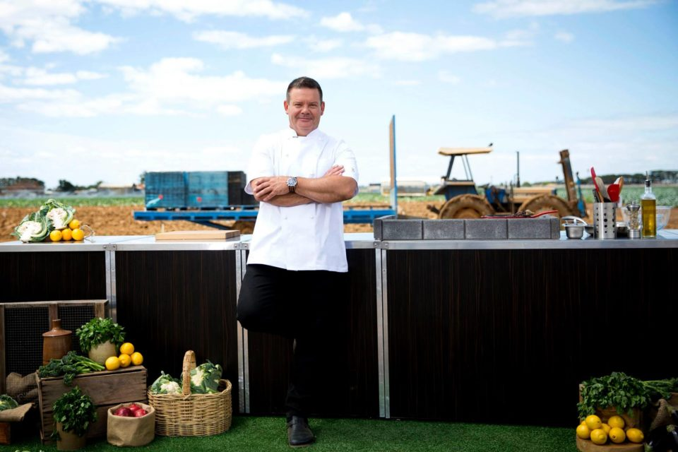 At Home with Gary Mehigan